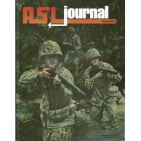 ASL Journal - Issue Nine 9 (wargame Advanced Squad Leader en VO) 001