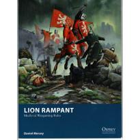 Lion rampant - Medieval Wargames Rules (Livre de règles Osprey Wargames en VO) 002
