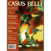 Casus Belli N° 76 (1er magazine des jeux de simulation) 014