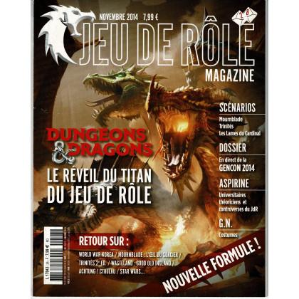 Jeu de Rôle Magazine N° 28 (revue de jeux de rôles) 005