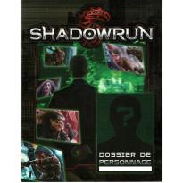 Shadowrun 5e édition - Dossier de Personnage (jdr de BBE en VF)