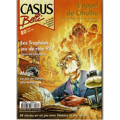 Casus Belli N° 80 (magazine de jeux de rôle) 014