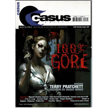 Casus Belli N° 30 (magazine de jeux de rôle 2e édition) 006