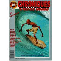 Chroniques d'Outre Monde N° 13 (magazine de jeux de rôles) 003