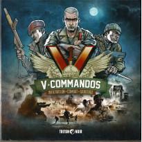 V-Commandos (jeu de stratégie de Triton Noir en VF & VO) 001