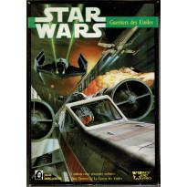 Star Wars - Guerriers des Etoiles (jeu de stratégie de Jeux Descartes en VF)