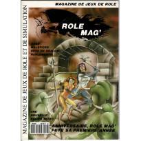Rôle Mag' N° 7 (magazine de jeux de rôle et de simulation) 003
