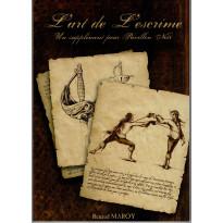 L'Art de l'Escrime (jdr Pavillon Noir 1ère édition en VF) 006