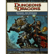 Manuel des Joueurs - Héros des arcanes, de la guerre et des dieux (jdr D&D 4 en VF)