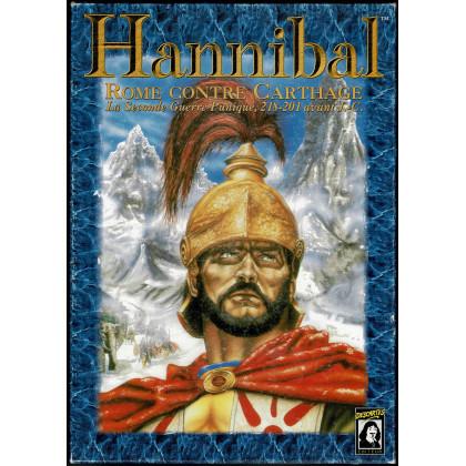 Hannibal - Rome contre Carthage (jeu de stratégie de Jeux Descartes en VF) 002