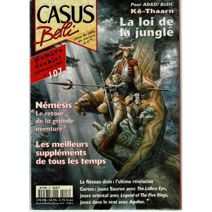 Casus Belli N° 107 (magazine de jeux de rôle) 016