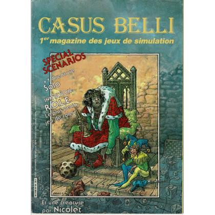 Casus Belli N° 34 (1er magazine des jeux de simulation) 007