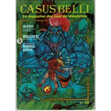 Casus Belli N° 28 (le magazine des jeux de simulation)