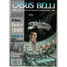 Casus Belli N° 53 (Premier magazine des jeux de simulation)