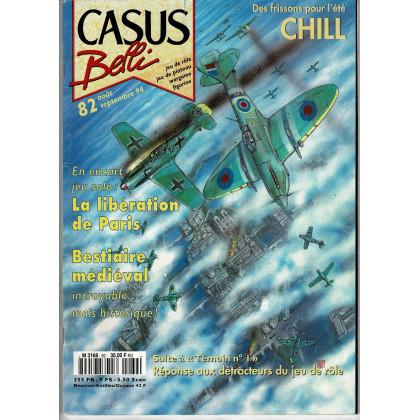 Casus Belli N° 82 (magazine de jeux de rôle) 015