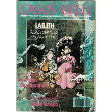 Casus Belli N° 42 - Spécial Laelith (Premier magazine des jeux de simulation)