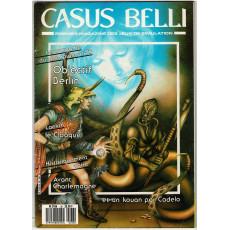 Casus Belli N° 36 (premier magazine des jeux de simulation)