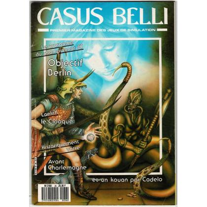 Casus Belli N° 36 (premier magazine des jeux de simulation) 008