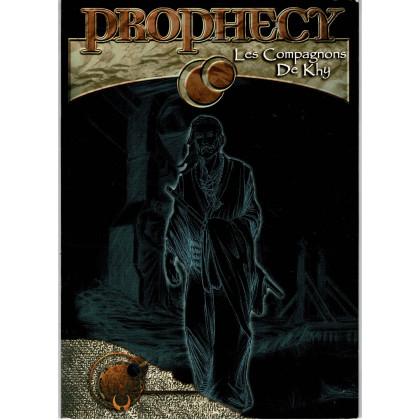 Les Compagnons de Khy (jdr Prophecy 1ère édition en VF) 004