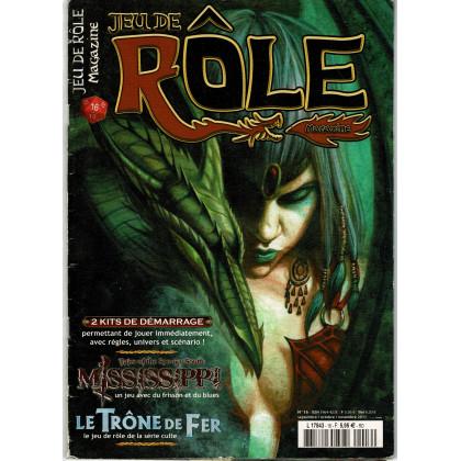Jeu de Rôle Magazine N° 16 (revue de jeux de rôles) 006