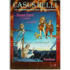 Casus Belli N° 20 (Le magazine des jeux de simulation)