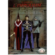 Le Guide de L'Imperium (jdr La Terre Creuse des Silmarils en VF)