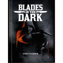 Blades in the Dark - Livre de base (jdr de 500 Nuances de geek en VF)