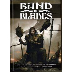 Band of Blades - Livre de base (jdr de 500 Nuances de geek en VF)