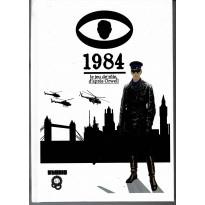 1984 - Le jeu de rôle d'après Orwell (jdr de Studio 9 en VF)