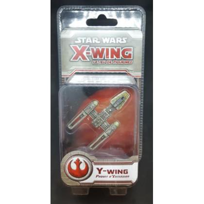 Chasseur Y-Wing (jeu de figurines Star Wars X-Wing en VF) 002