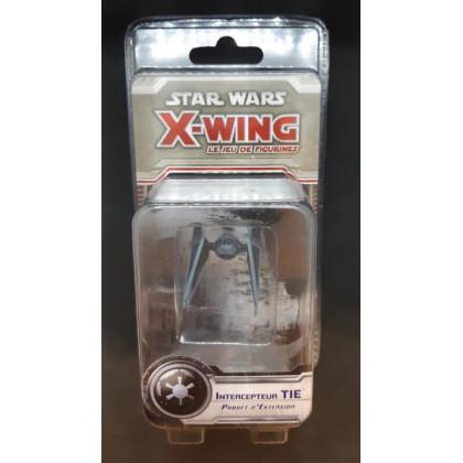 Intercepteur TIE (jeu de figurines Star Wars X-Wing en VF) 001