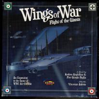 Wings of War - Flight of the Giants (WW1 expansion en VF) 004