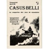 Casus Belli N° 1 (Le magazine des jeux de simulation)