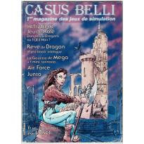 Casus Belli N° 32 (1er magazine des jeux de simulation)