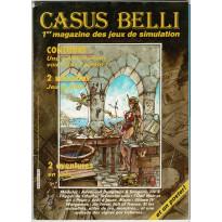 Casus Belli N° 31 (1er magazine des jeux de simulation)