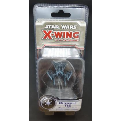Défenseur TIE (jeu de figurines Star Wars X-Wing en VF) 001