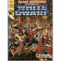 White Dwarf N° 19 (magazine de jeux de figurines Games Workshop en VF) 001