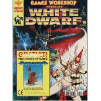 White Dwarf N° 18 (magazine de jeux de figurines Games Workshop en VF) 001