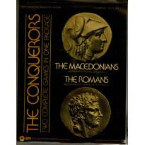The Conquerors - The Macedonians & the Romans (wargame de SPI en VO)