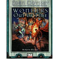 Eden Odyssey - Wonders out of time (jdr d20 System/D&D 3 en VO)