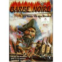 Barbe Noire - La vraie vie des Pirates (jeu de stratégie de Jeux Descartes en VF)