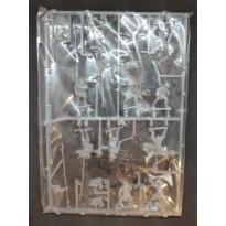 Grappe plastique figurines Guerriers Uruk-Hai (Le Jeu de Bataille Le Seigneur des Anneaux)
