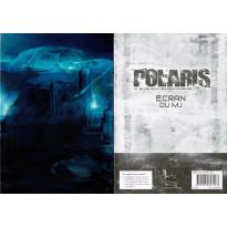 Polaris 3 - Ecran du MJ (jdr Black Book Editions en VF)