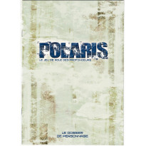 Polaris V3 - Le Dossier de Personnage (jdr de Black Book Editions en VF)