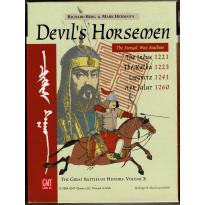 Devil's Horsemen - The Mongol War Machine (wargame de GMT en VO)