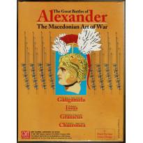 The Great Battles of Alexander - The Macedonian Art of War (wargame de GMT en VO)