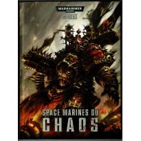Codex Space Marines du Chaos V7 (Livret d'armée figurines Warhammer 40,000 en VF)