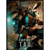 Codex L'Empire Tau V7 (Livret d'armée figurines Warhammer 40,000 en VF)