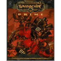 Warmachine Prime - Steam Powered Miniatures Combat (livre de règles en VO) 001