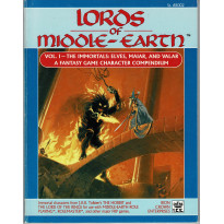 Lords of Middle-Earth - Vol. 1 The Immortals (jdr MERP en VO)